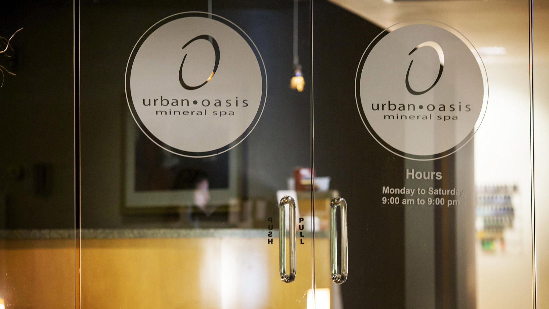 Urban Oasis Mineral Spa